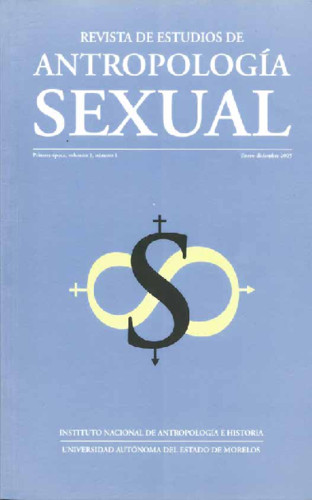 Revista de Estudios de Antropología Sexual. Vol. 1 Num. 1 (2005)