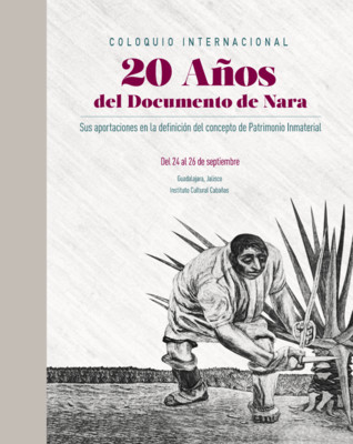 Coloquio Internacional 20 años del documento de Nara