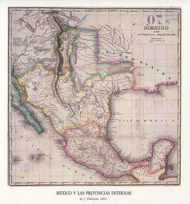 Mexico and Internal Provinces