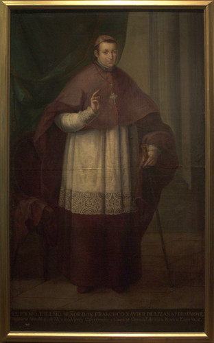 Francisco Xavier Lizana y Beaumont