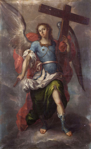 Ángel con Cruz